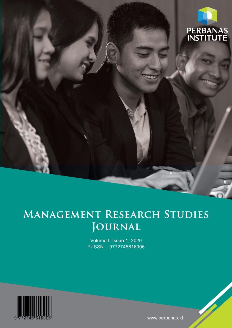Management Research Studies Journal