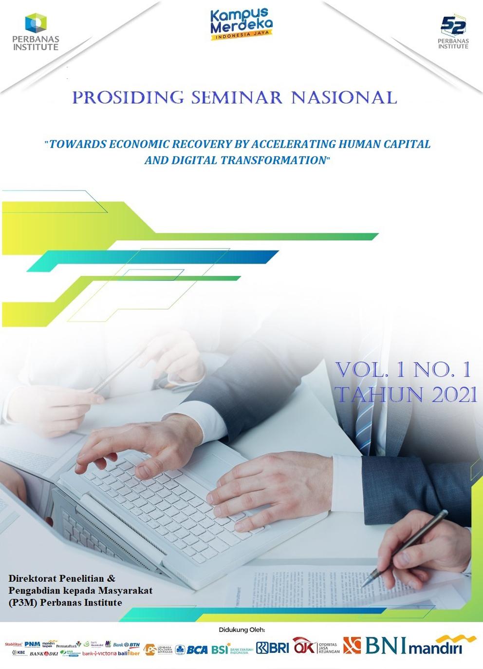 View Vol. 1 No. 1 (2021): Prosiding Seminar Nasional